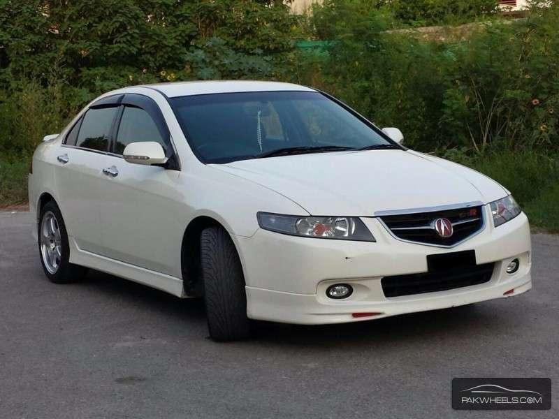 Honda Accord Type S 2006 Image-6