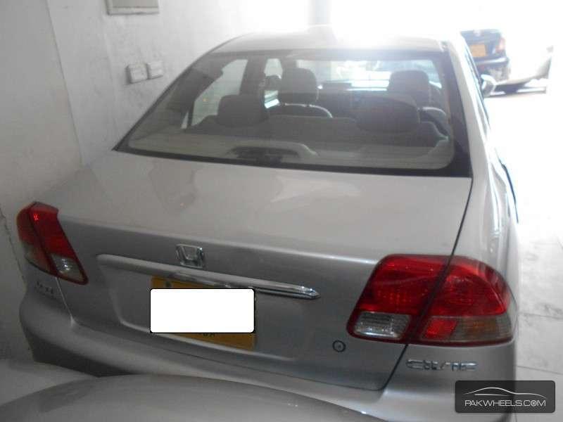 Honda Civic VTi Oriel 1.6 2005 Image-7