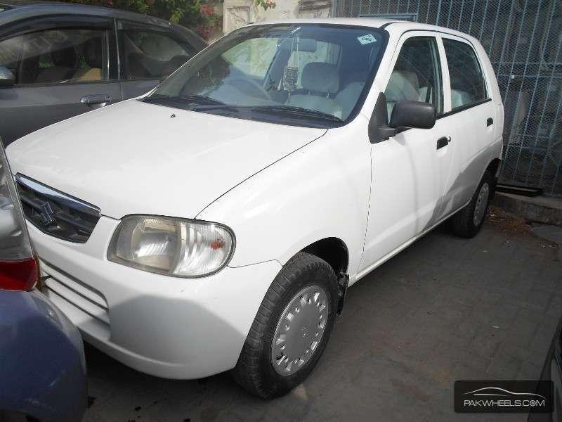 Suzuki Alto VXR 2010 Image-2