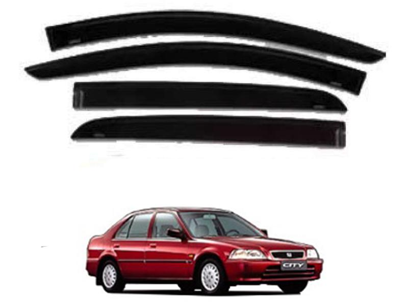 Honda City 1997-2000 Sun Visor - Black  in Karachi