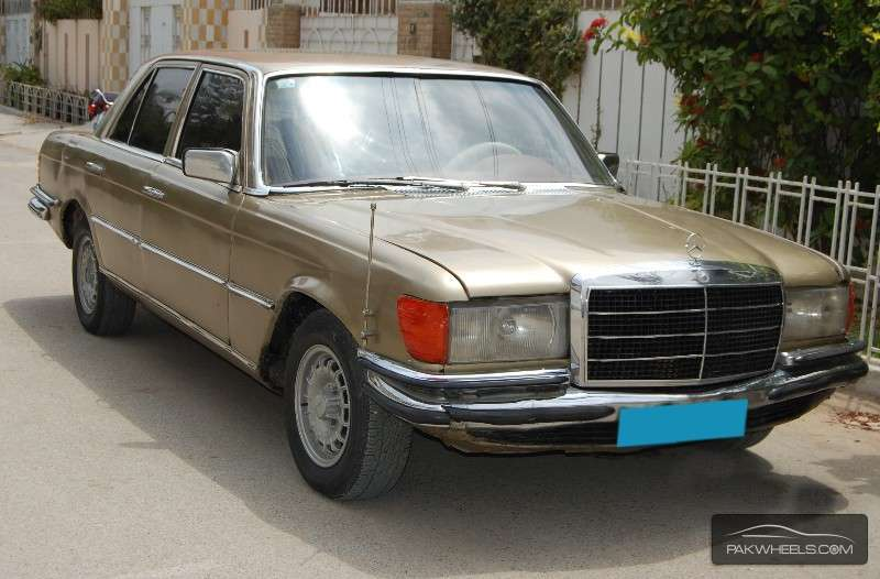 Mercedes benz s class s280 1979 for sale in karachi for Mercedes benz s280 for sale