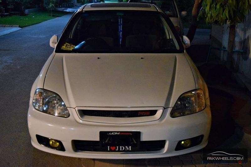 honda civic vti oriel 1 6 1999 for sale in lahore pakwheels. Black Bedroom Furniture Sets. Home Design Ideas