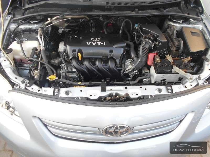 Toyota Corolla GLi 1.3 2007 Image-2
