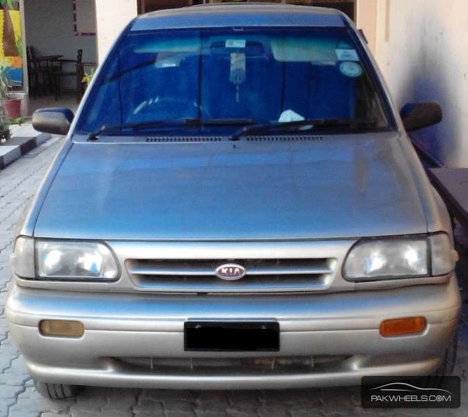 Olx Cars Rawalpindi Islamabad: KIA Classic 2001 For Sale In Lahore