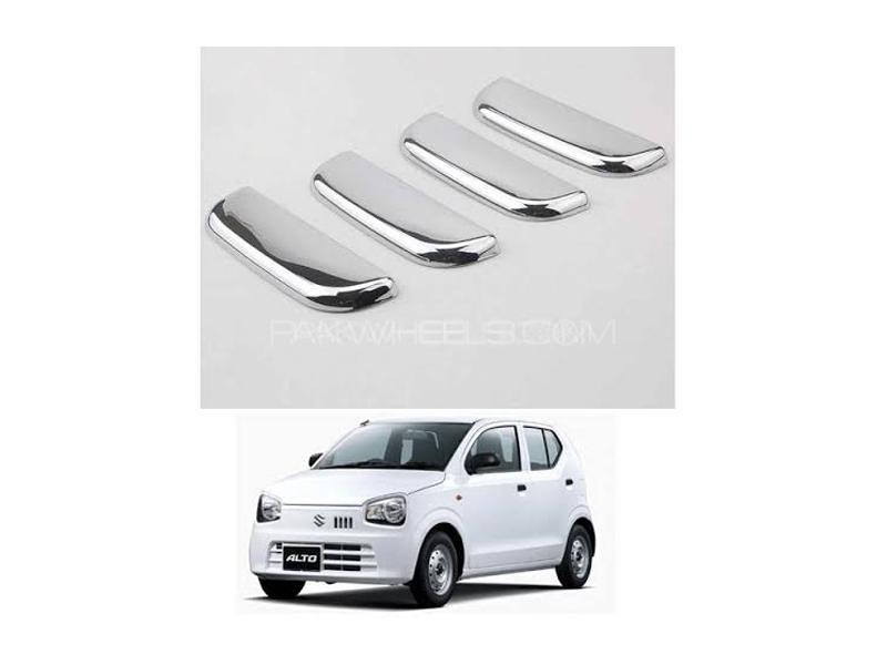 Suzuki Alto 2019-2021 Door Handle Chrome in Lahore