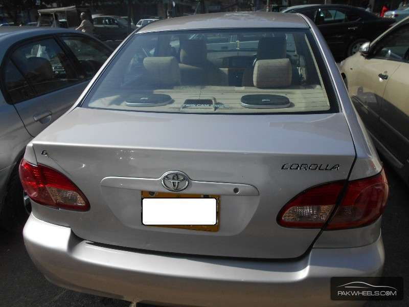 toyota corolla gli 2006 for sale 4523395 car interior design. Black Bedroom Furniture Sets. Home Design Ideas