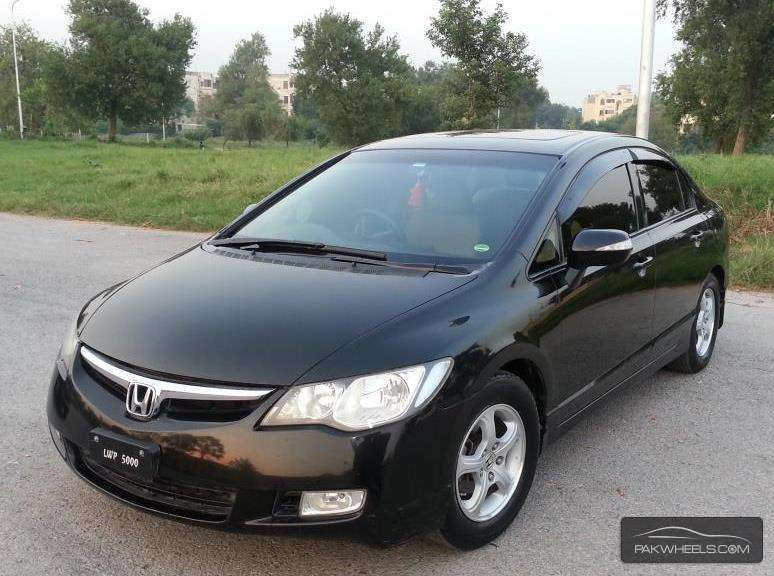 honda civic vti oriel prosmatec 1 8 i vtec 2006 for sale in islamabad pakwheels. Black Bedroom Furniture Sets. Home Design Ideas