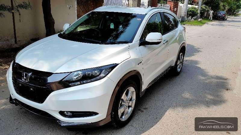 Honda vezel 2013 for sale in lahore pakwheels