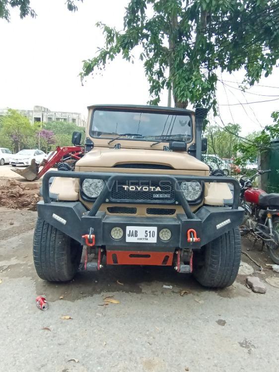 Jeep CJ 5 3.7 1986 Image-1