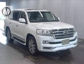 Used Toyota Land Cruiser ZX 2018