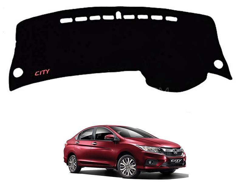 Honda City 2009-2021 High Quality Dashboard Mat in Karachi