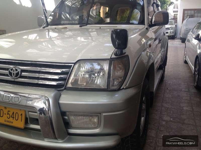 Toyota Prado TX Limited 2.7 2001 Image-1