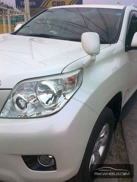 Toyota Prado TX 2.7 2009 Image-8