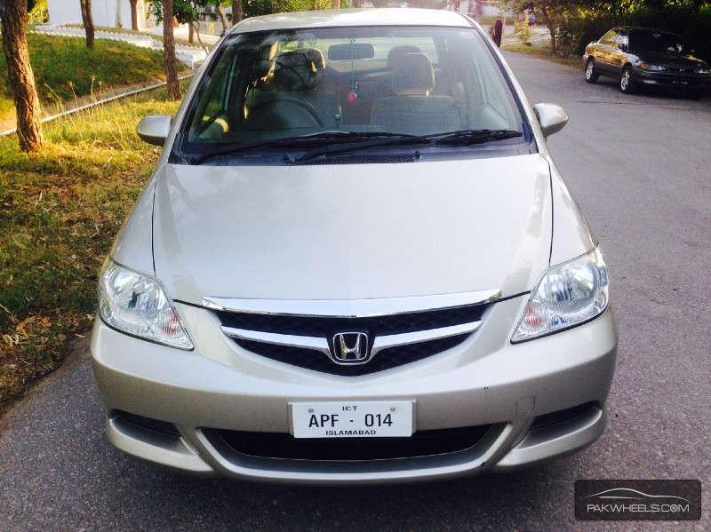Honda City EXi Neo 1.5 2007 Image-1