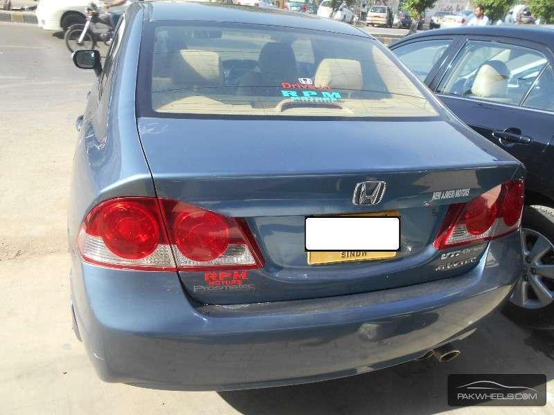 Honda Civic VTi Oriel Prosmatec 1.8 i-VTEC 2008 Image-8
