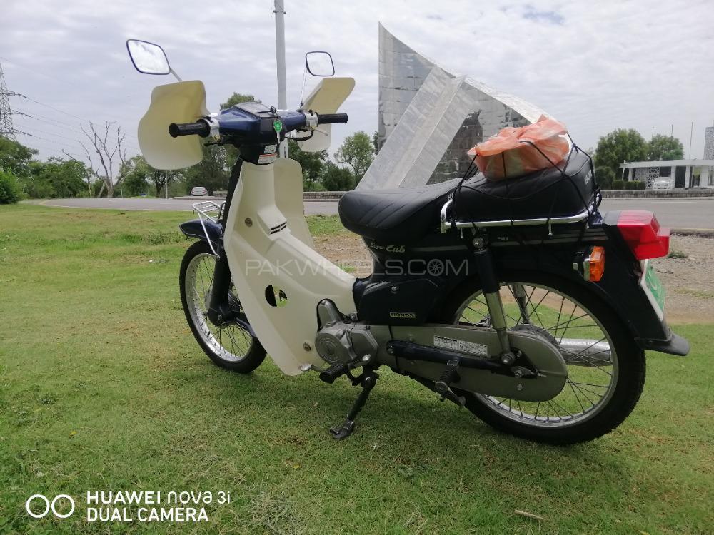 Honda 50cc 2010 Image-1