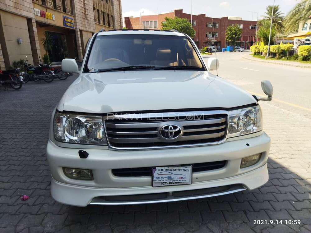Toyota Land Cruiser VX 4.2D 2002 Image-1