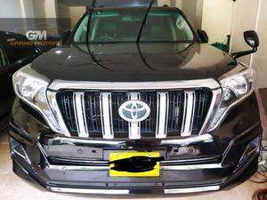 Used Toyota Prado TX L Package 2.7 2012