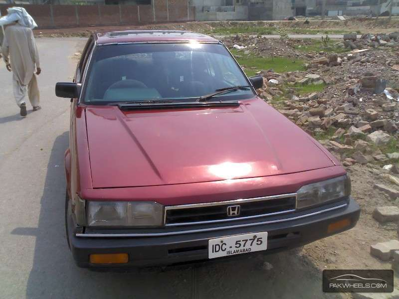 Honda Accord 1983 For Sale In Lahore Pakwheels