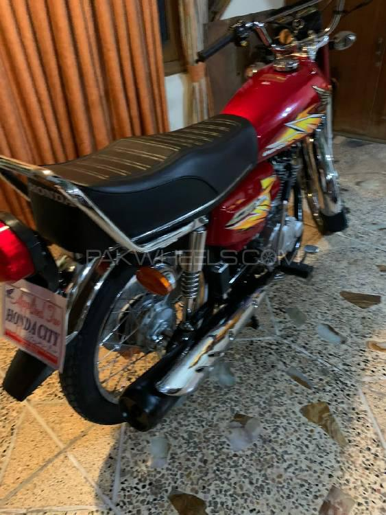 Honda CG 125 2021 Image-1