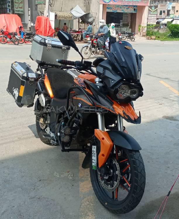 Sigma Zongshen RX3S 400cc  2018 Image-1
