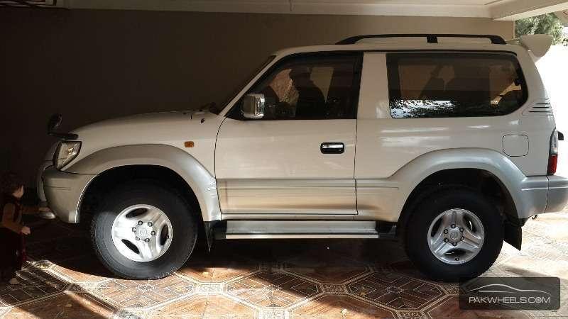Toyota Prado RX 2.7 (3-Door) 2001 for sale in Quetta | PakWheels