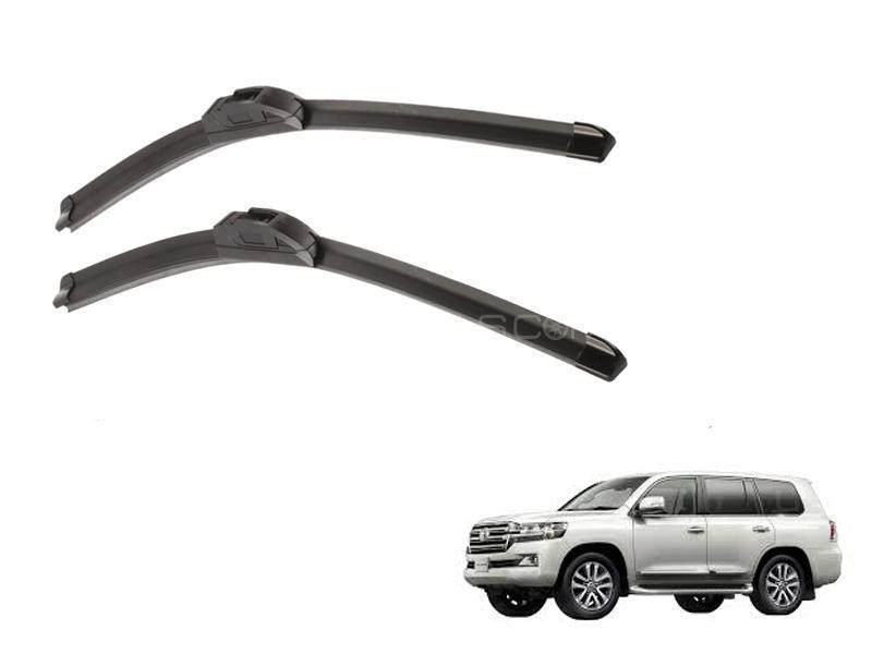 Toyota Land Cruiser 2012-2020 Mpower Luxury Wiper Blade Set  in Lahore
