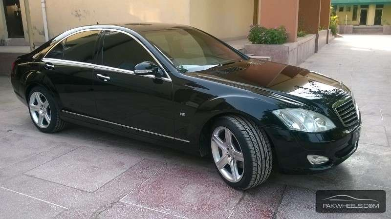 Image gallery 2007 mercedes benz s 350 for Mercedes benz 2007 s550 for sale