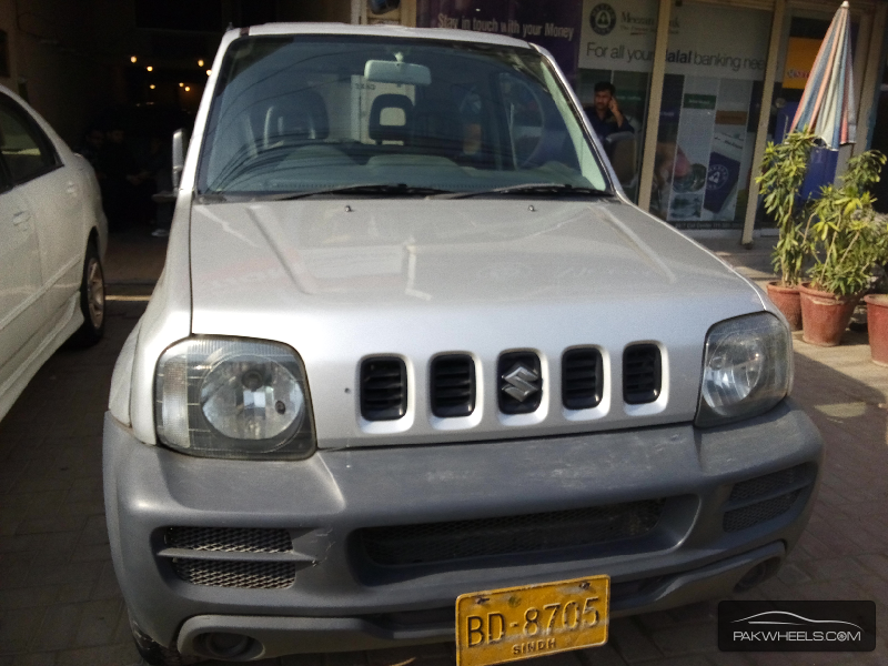 Suzuki Jimny For Sale In Karachi