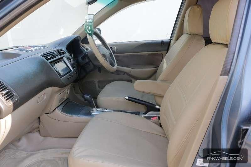 Honda Civic VTi Oriel Prosmatec 1.6 2004 Image-6