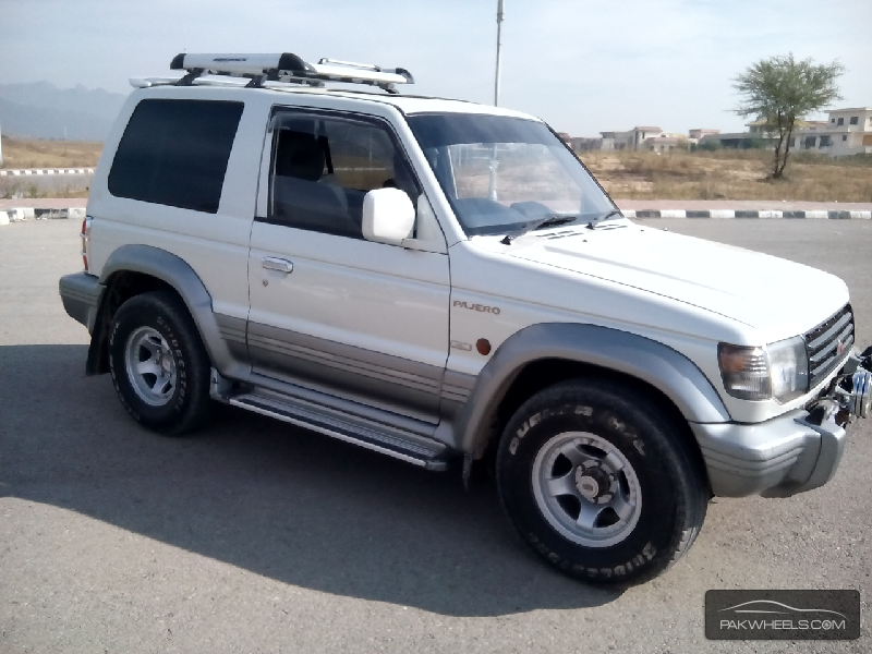 mitsubishi pajero exceed 2 8d 1991 for sale in islamabad pakwheels
