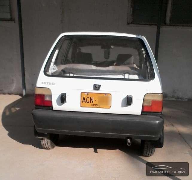 Suzuki Mehran VXR (CNG) 2004 Image-2