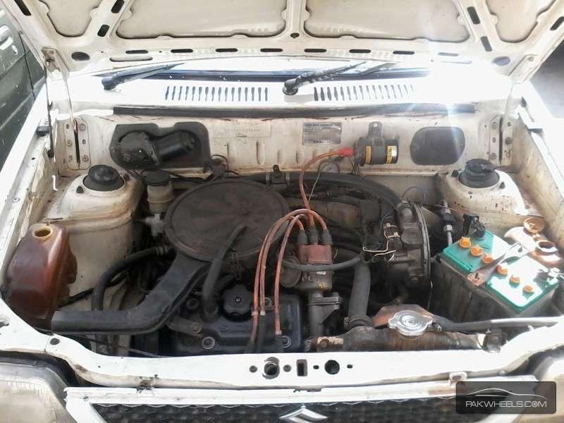 Suzuki Mehran VXR (CNG) 2004 Image-3