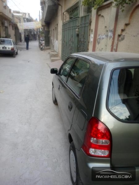 Suzuki Alto VXR (CNG) 2011 Image-4