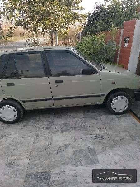 Suzuki Mehran VX (CNG) 1989 Image-4