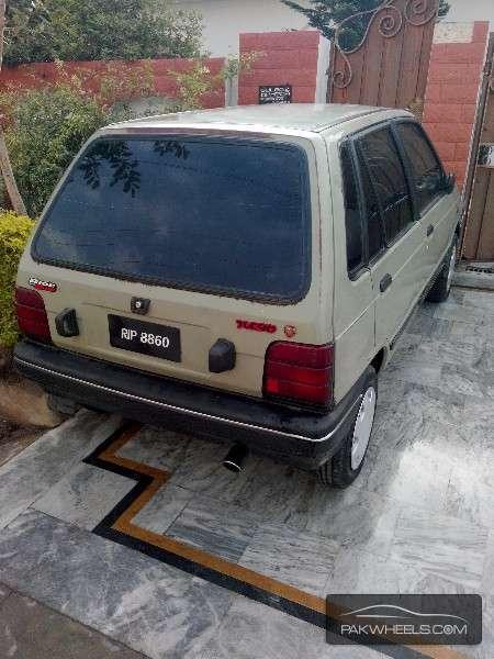 Suzuki Mehran VX (CNG) 1989 Image-2