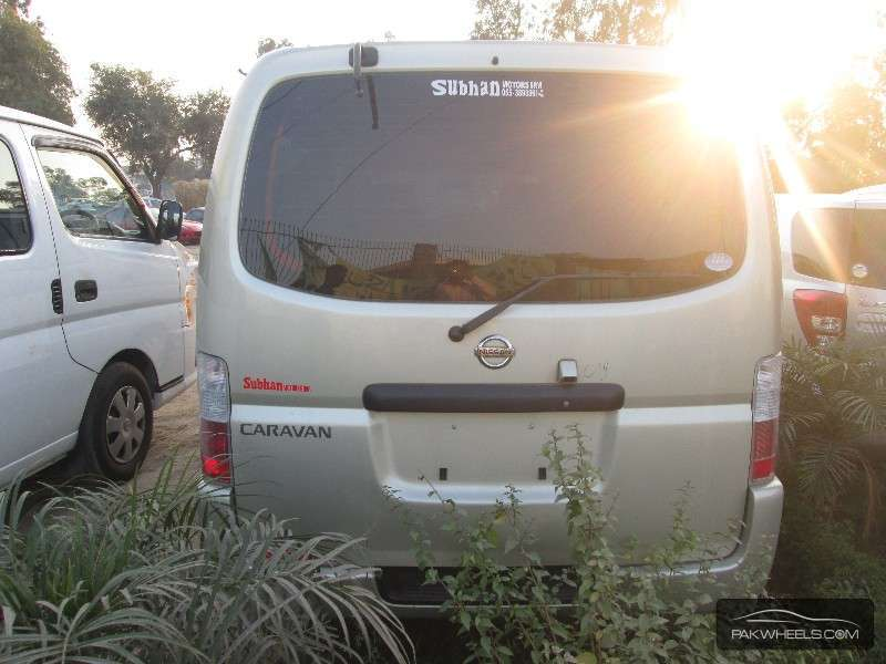 Nissan Caravan 2009 Image-3