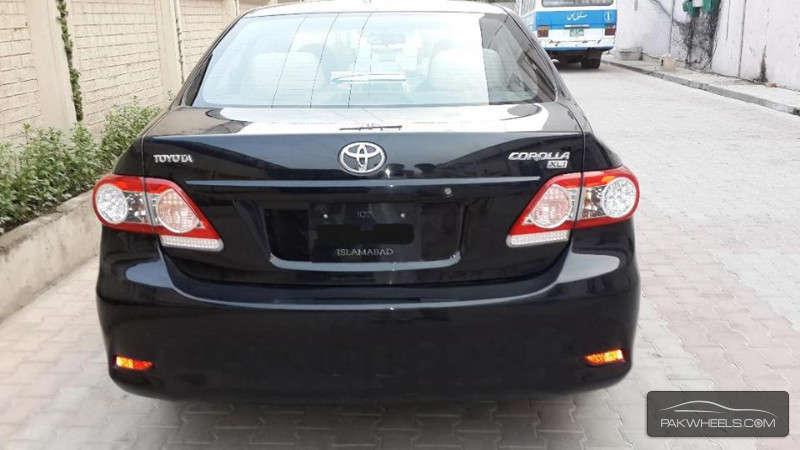Toyota Corolla XLi 2013 Image-2
