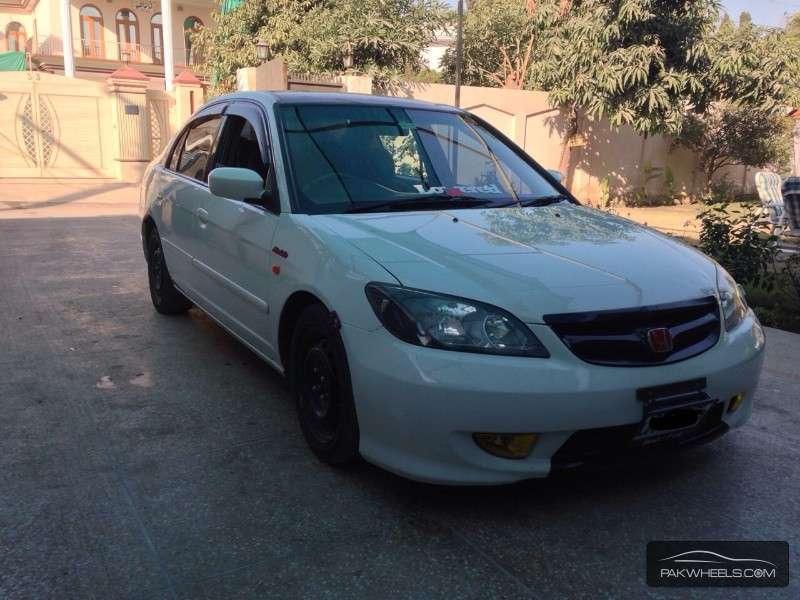 used honda civic vti 2004 car for sale in peshawar 1020767 pakwheels. Black Bedroom Furniture Sets. Home Design Ideas