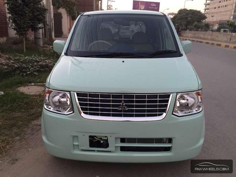 Mitsubishi Ek Wagon MX 2012 Image-1