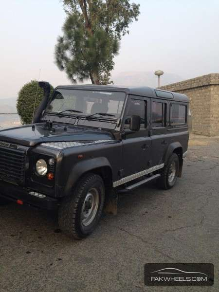 used land rover defender 110 sw 2006 car for sale in rawalpindi 1023076 pakwheels. Black Bedroom Furniture Sets. Home Design Ideas