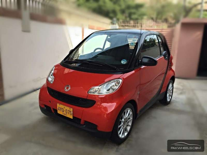 Mercedes benz smart 2007 for sale in karachi pakwheels for Mercedes benz smart car for sale