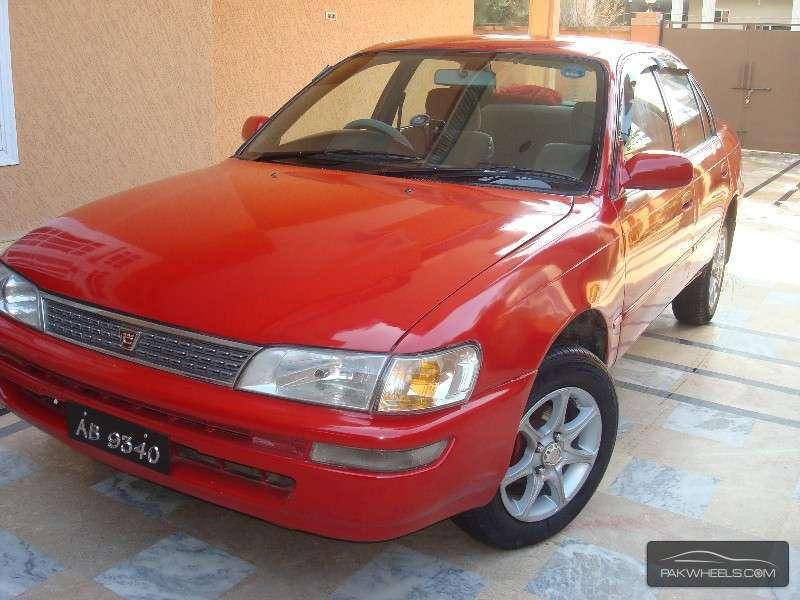 Toyota Corolla XE Limited 1996 Image-2