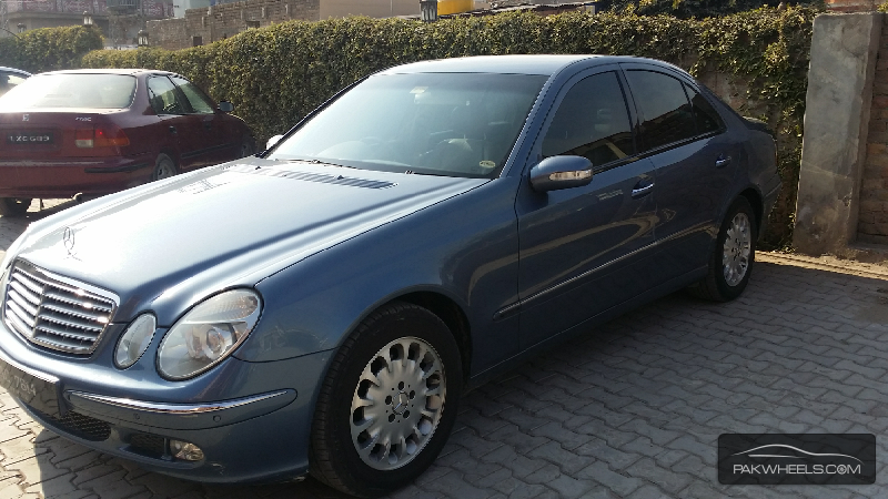 mercedes benz e class e270 cdi 2002 for sale in islamabad pakwheels. Black Bedroom Furniture Sets. Home Design Ideas