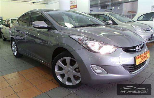 Hyundai Elantra 2012 For Sale In Lahore Pakwheels