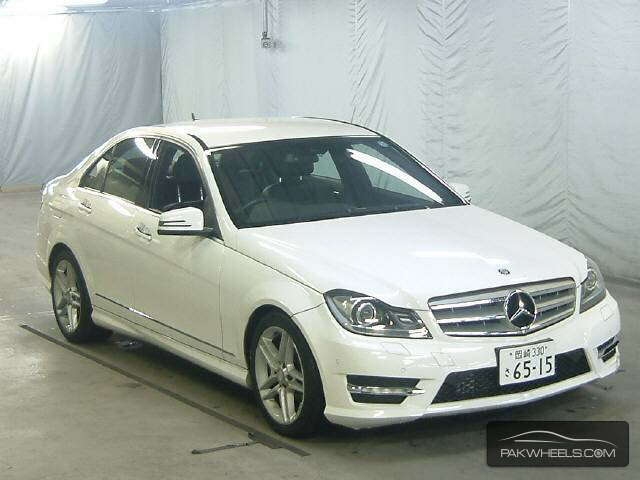 Mercedes Benz C Class C200 2012 For Sale In Lahore Pakwheels