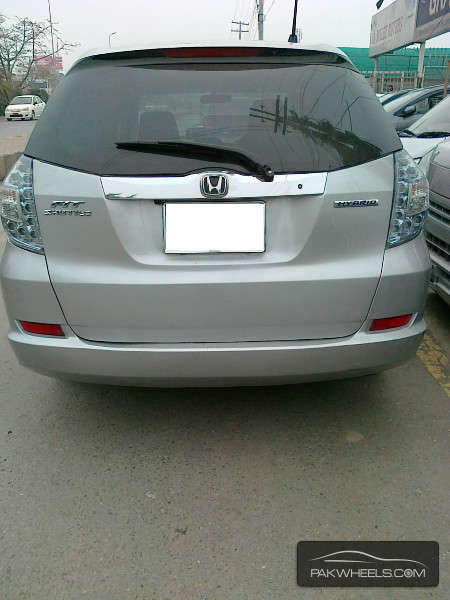 Honda Fit 13G 2011 Image-4