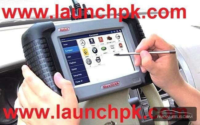 Autel DS708 Korean Scanner Image-1