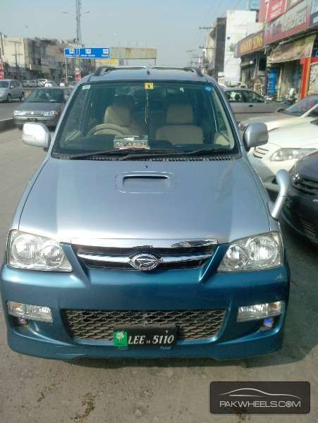 Daihatsu Terios Kid Custom Memorial Edition 2009 Image-1