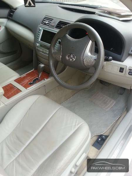 Toyota Camry Up-Spec Automatic 2.4 2008 Image-3